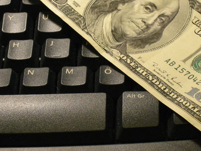 Making Money with Your Blog Image