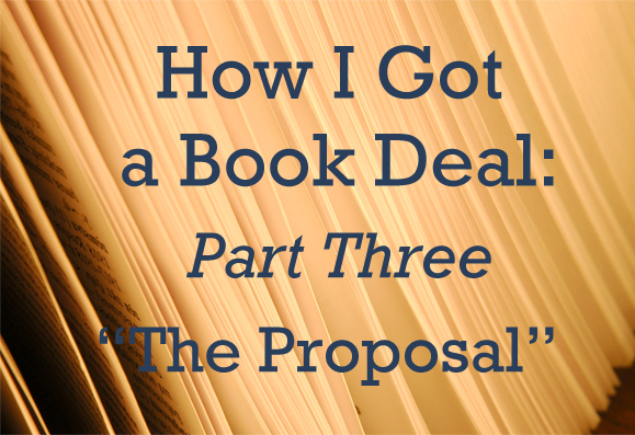 How I Got a Book Deal, Part 3