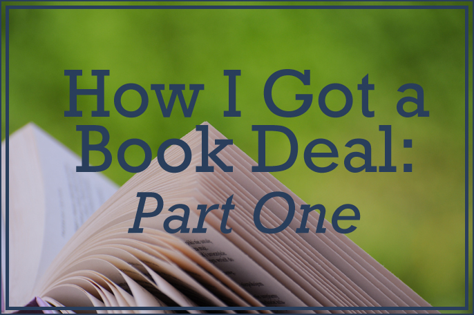 How I Got Book Deal with Book Image